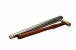 Ring Mandrel, Solid Steel  + Brass Hammer with Wooden Handle, Jewellery Making. J1162